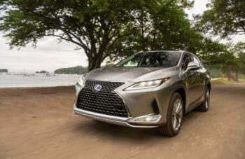 U.S.-built Lexus TX three-row SUV could replace the RX L