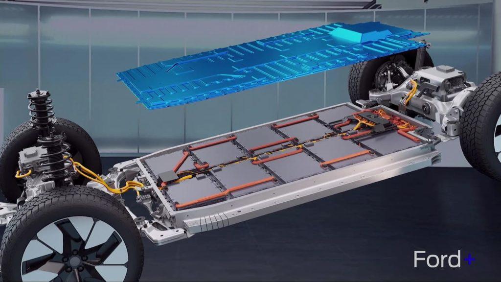 Lincoln Aviator EV platform