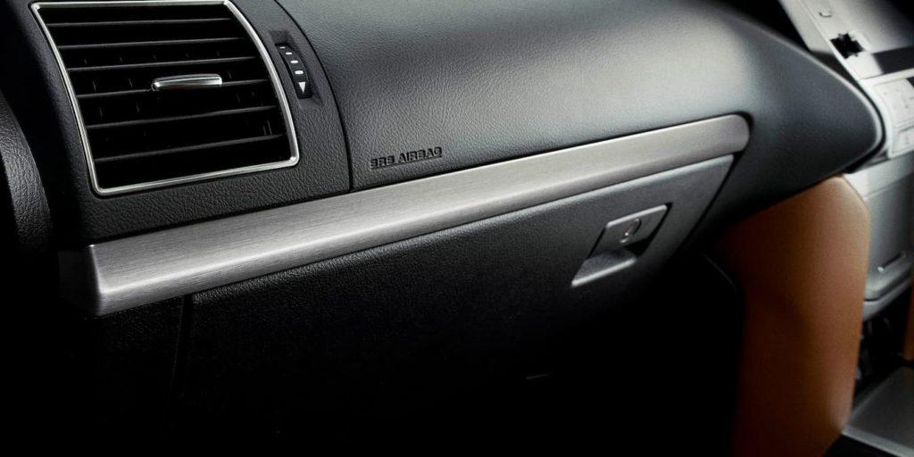 New Toyota Land Cruiser Prado 70th Anniversary Limited TX L dashboard ornament