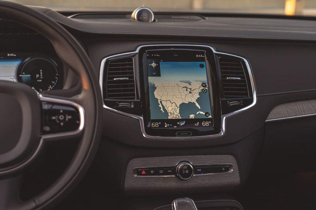 New Volvo XC90 facelift