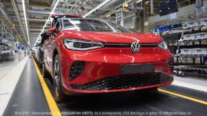 VW ID.4 GTX Zwickau Sachsen production