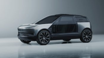 Volvo CEO drops new hints on the Volvo XC20 electric SUV [Update]