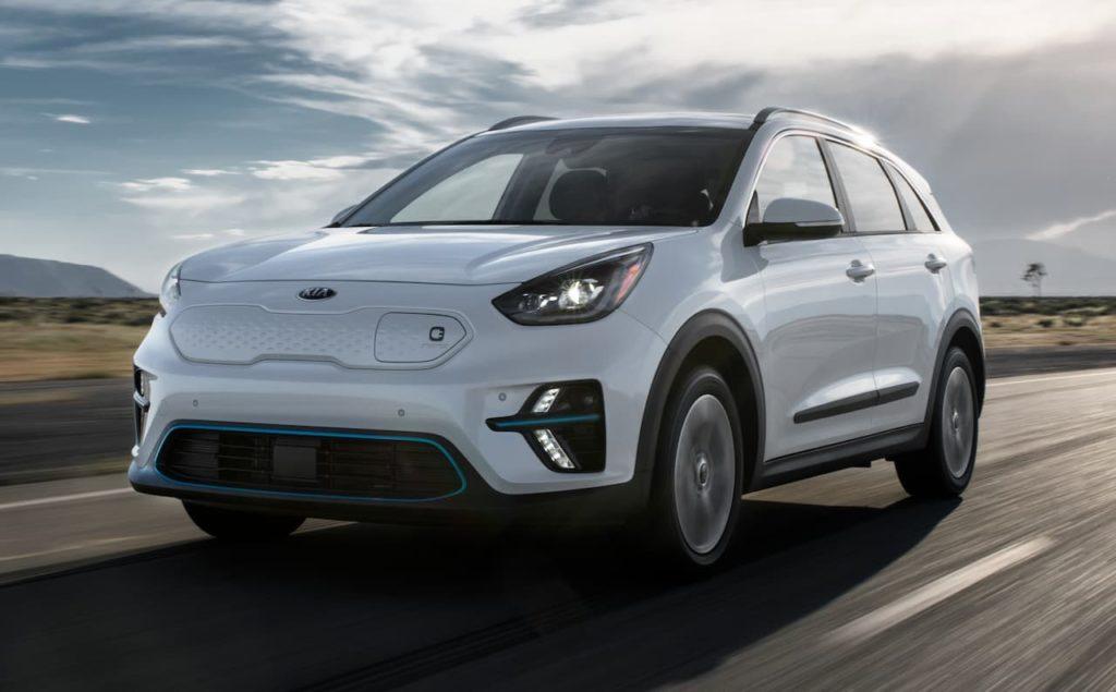 2021 Kia Niro EV US market