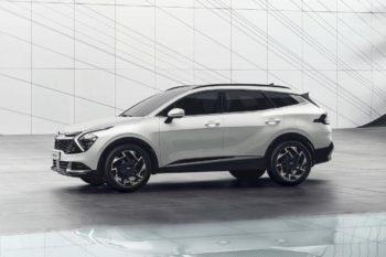 Hybrid-ready 2022 Kia Sportage officially revealed [Update]