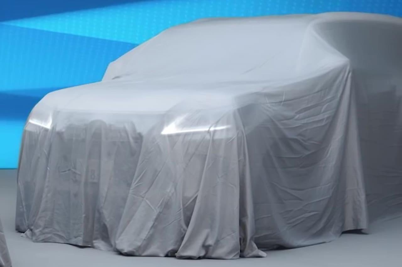 2022 Lexus LX teaser
