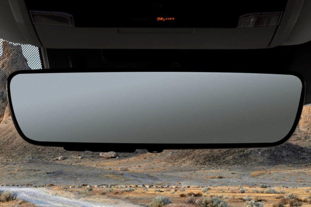 2022 Toyota Tundra IRVM