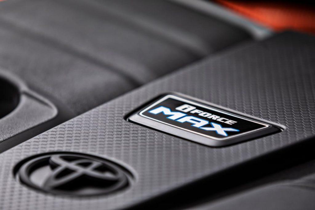 2022 Toyota Tundra iForce Max