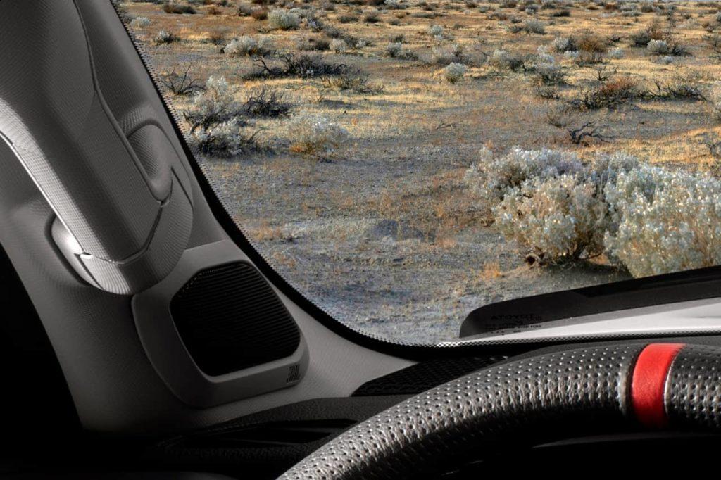 2022 Toyota Tundra speaker