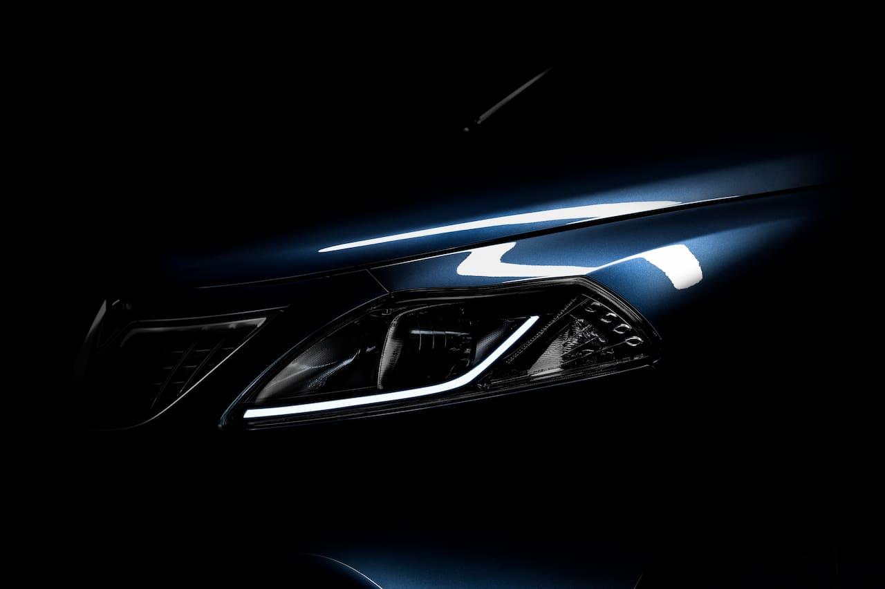 Lancia Ypsilon hybrid ecochic teaser