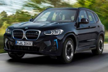 2022 BMW iX3 vs. 2021 BMW iX3: In Photos [Update]