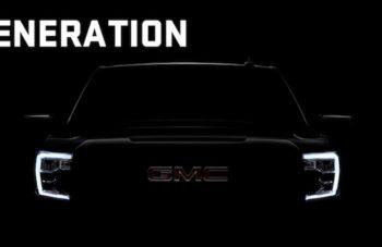 GMC Sierra electric pickup truck will take on the F-150 Lightning