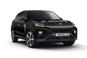 MG Marvel R Black