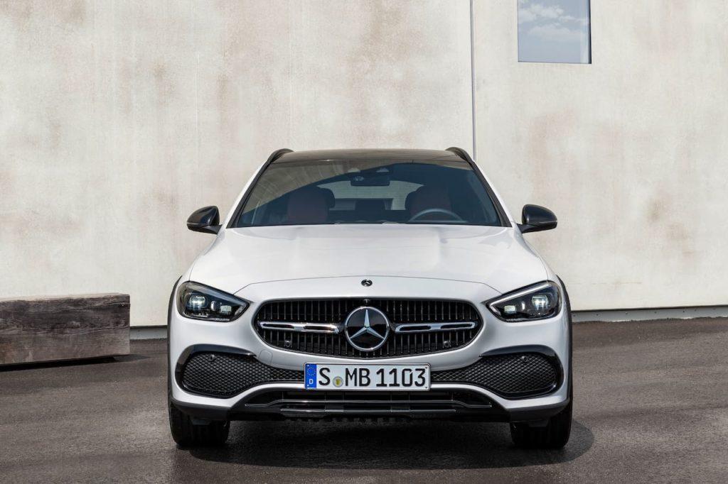 Mercedes C-Class All-Terrain front