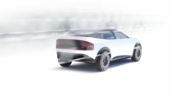 Nissan electric SUV coupe teased, likely to replace the Nissan Leaf [Update]