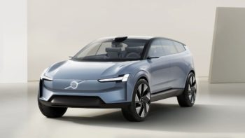 New Volvo electric SUV, not XC90 Electric, to rival Tesla's Model X