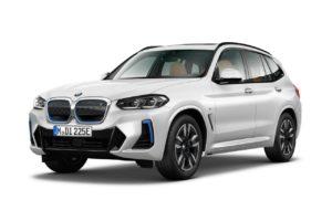 2022 BMW iX3 facelift exterior