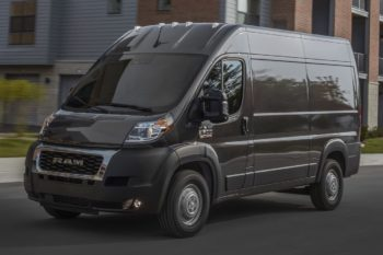 Ram ProMaster EV could be technically similar to the E-Ducato [Update]
