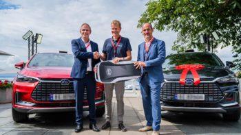 BYD Tang EV Norway customer deliveries begin [Update]