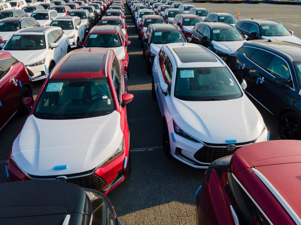 BYD Tang EV Norway import second batch