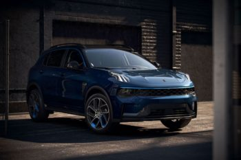 Lynk & Co 01 hybrid SUV release expected in the UK next year