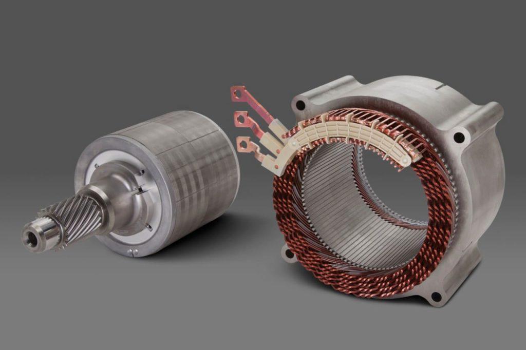 GM Ultium Drive 255 kW motor