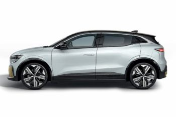 Everything we know about the 2022 Renault Megane Electric in September 2021