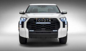 2022 Toyota Tundra TRD Pro front