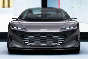 Audi grandsphere front