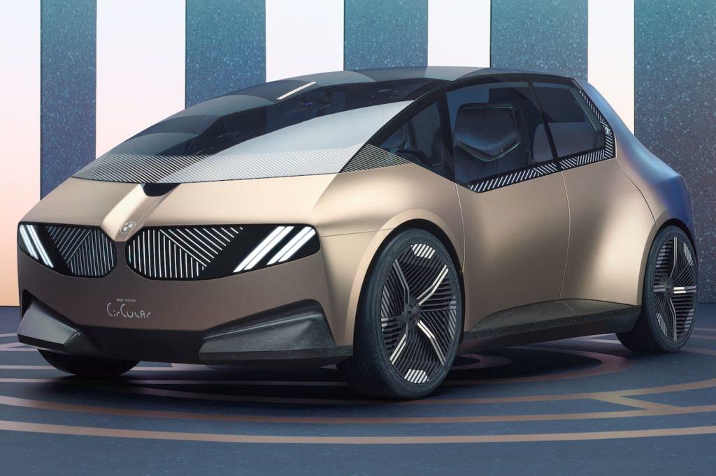 BMW i Vision Circular front three quarters