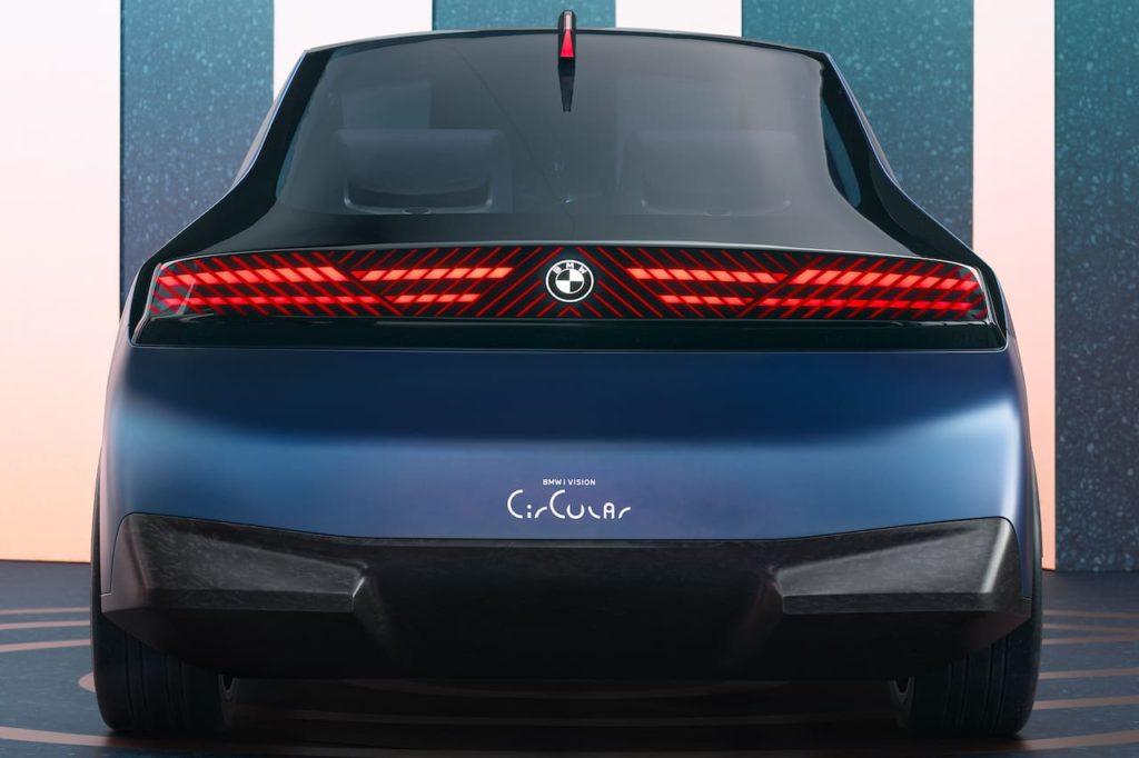 BMW i Vision Circular rear