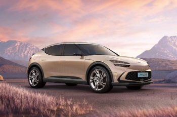 Genesis GV60 officially revealed as the brand's first dedicated EV