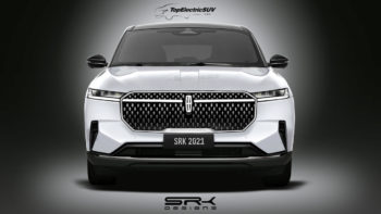 Lincoln Mark E electric SUV on track for MY2023 launch [Update]