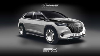 Mercedes-Maybach EQS SUV to become the Pinnacle of the EQ range [Update]