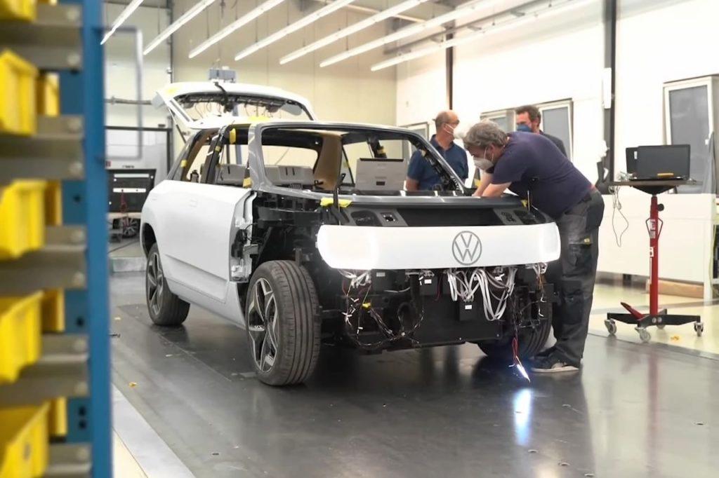 VW ID. Life production
