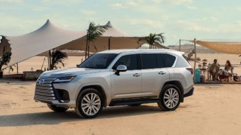 New Lexus LX likely to get hybrid variants in two years