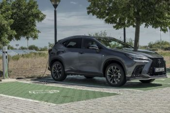9 things you need need to know about the 2022 Lexus NX 450h+