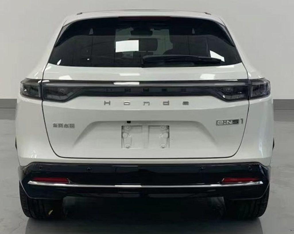 Honda eNS1 Honda HR-V EV rear