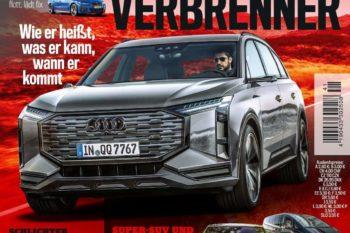 Next-gen Audi Q7 to be the brand's final ICE model – Report